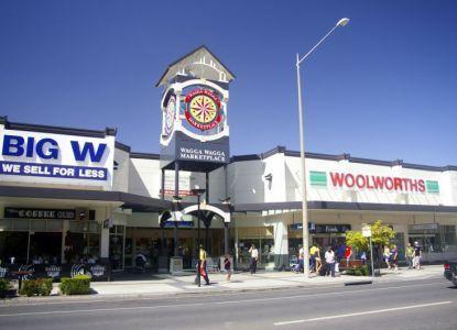 Wagga wagga Marketplace - крупнейший торговый центр города
