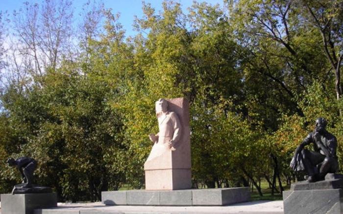 Памятник Ивану-Шадру