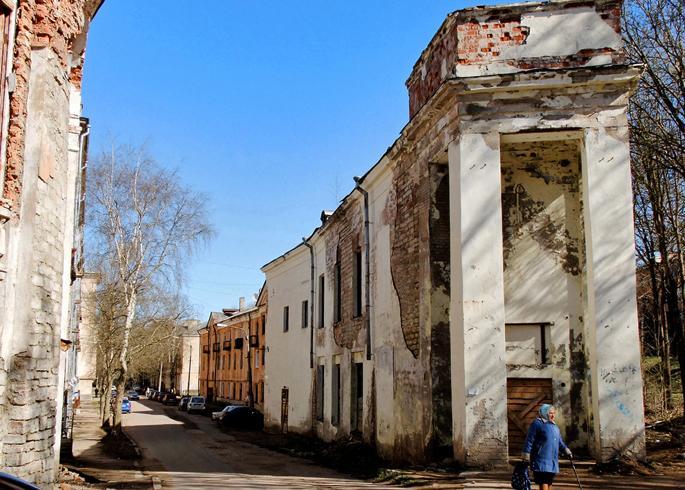 Район Парусинка