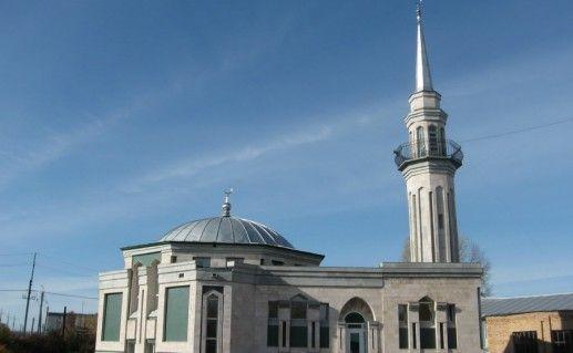 Мечеть Абузар в Набережных Челнах фото