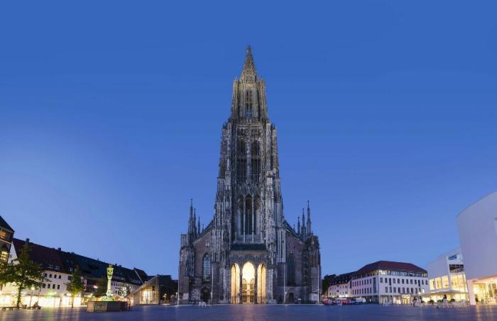 Мюнстер или Ульмский собор