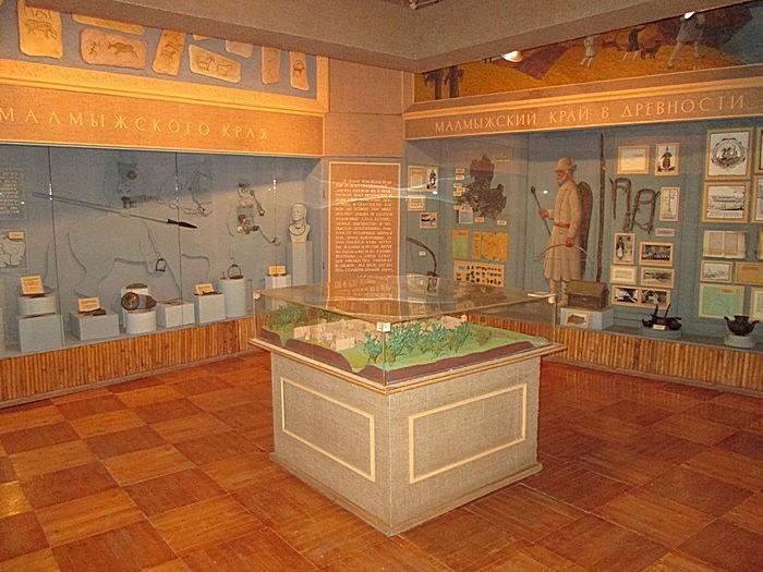 музей Малмыжского района