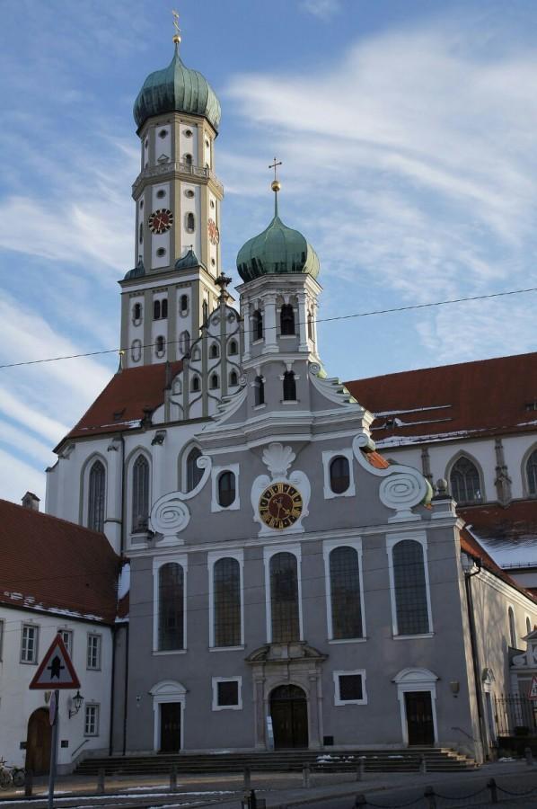 Базилика св. Ульриха