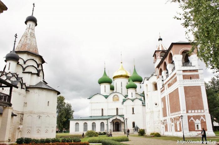 Комплекс Спасо-Евфимиев монастыря (Суздаль)