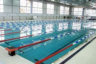 Национальный плавательный бассейн города Салоники