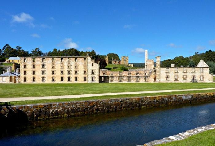 Тюрьма Порт-Артур