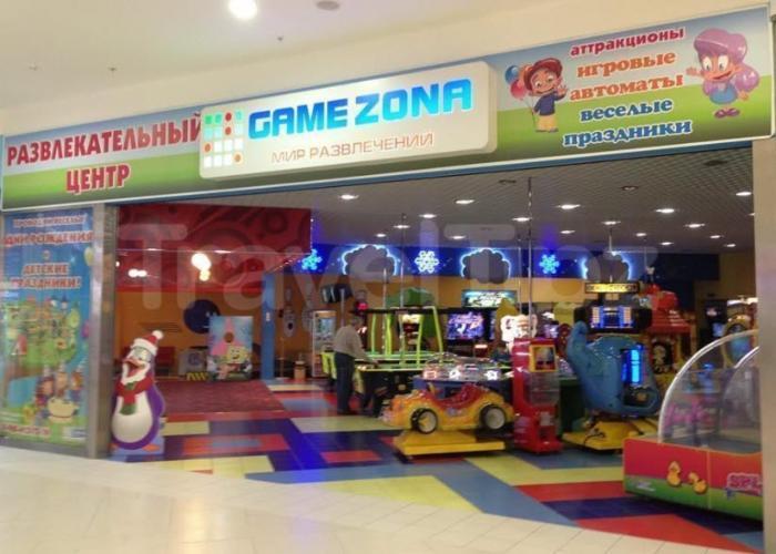 GAME ZONA «Мир развлечений»