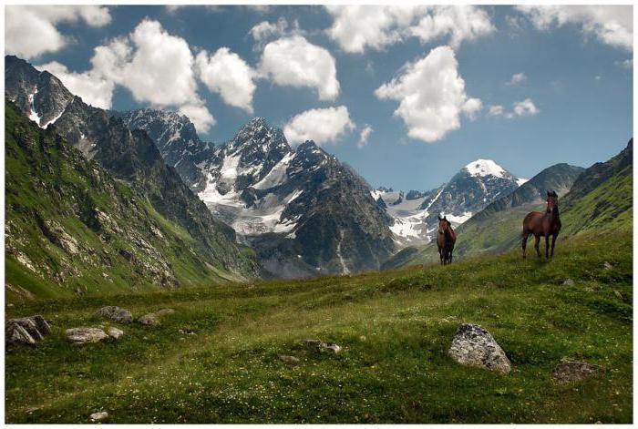 Северная Осетия (Алания): Дигорское ущелье
