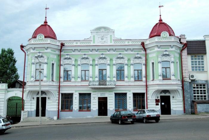 Дом лесопромышленника П.Ф.Корешева, Сарапул