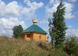 Источник села Кугушерга