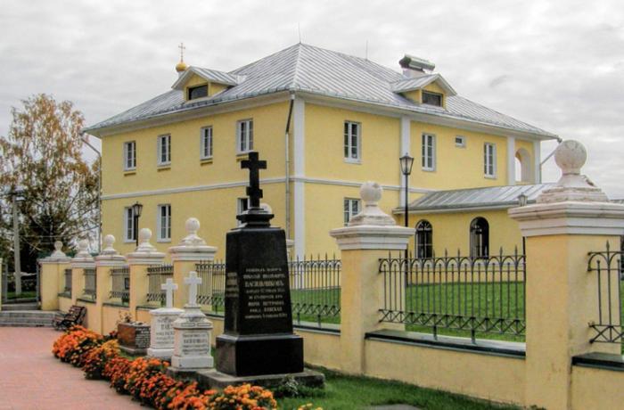 Дом причта церкви Анны Праведной Зачатия