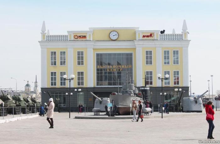 Музей Боевая слава Урала в Верхней Пышме