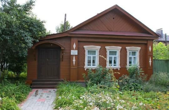 Арзамасский литературно-мемориальный музей А.П.Гайдара
