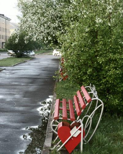 Аллея Любви, Ангарск