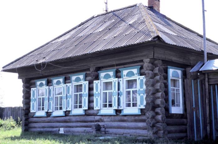 Деревянные дома, Невьянск