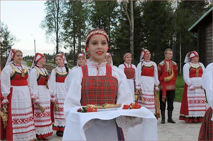 Финно-угорский этнопарк, Сыктывкар