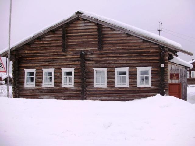 Краеведческий музей им. П.А. Сорокина с. Туръя