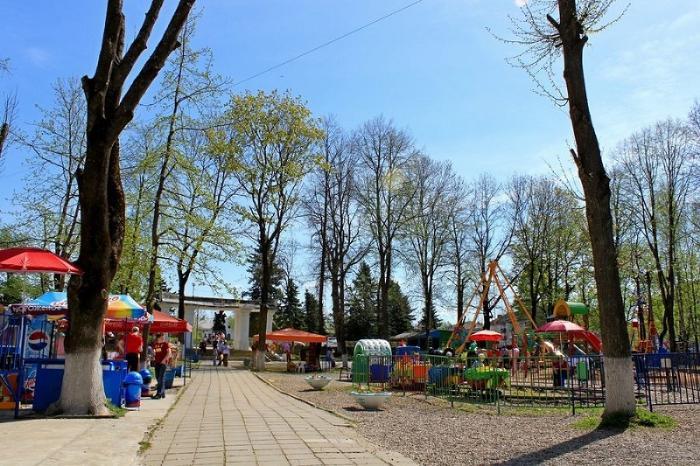 Вязьма Парк