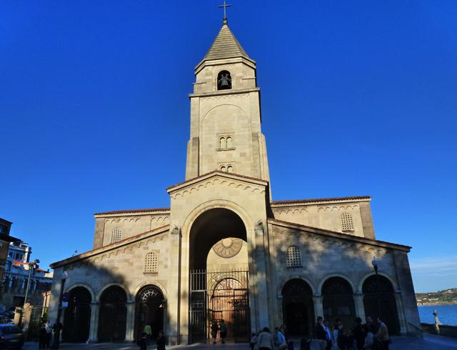 Церковь Сан Педро