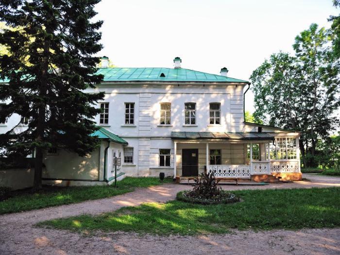 Фото музей-усадьба А.К. Толстого в Красном Роге