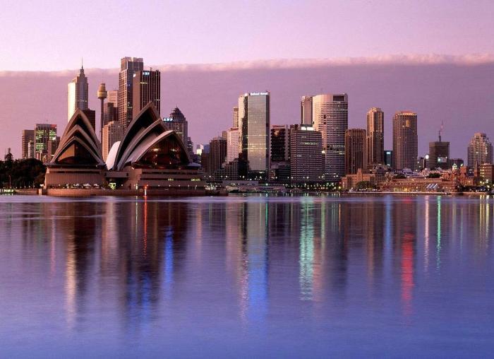 Архитектура Сиднея
