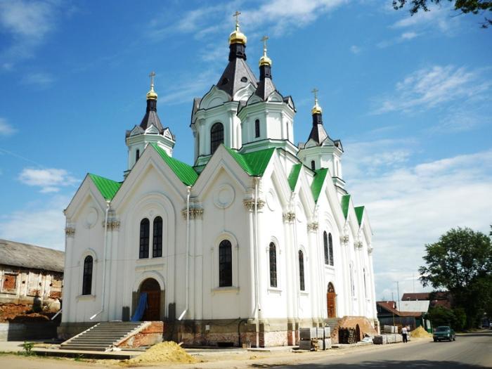 Церковь Рождества Христова, Арзамас