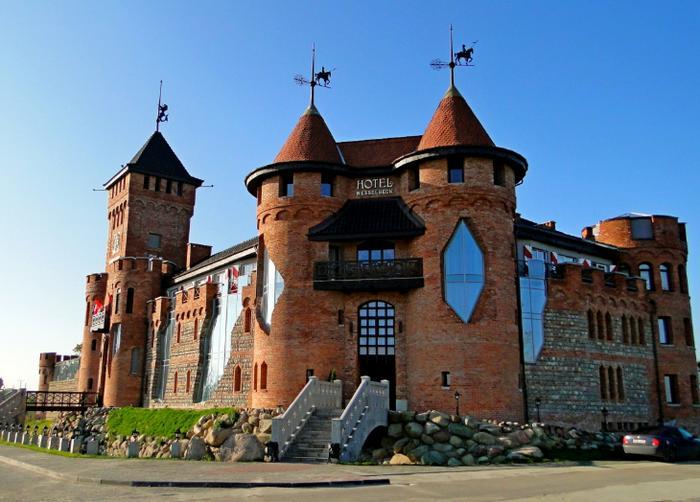 Старинные замки в Калининграде