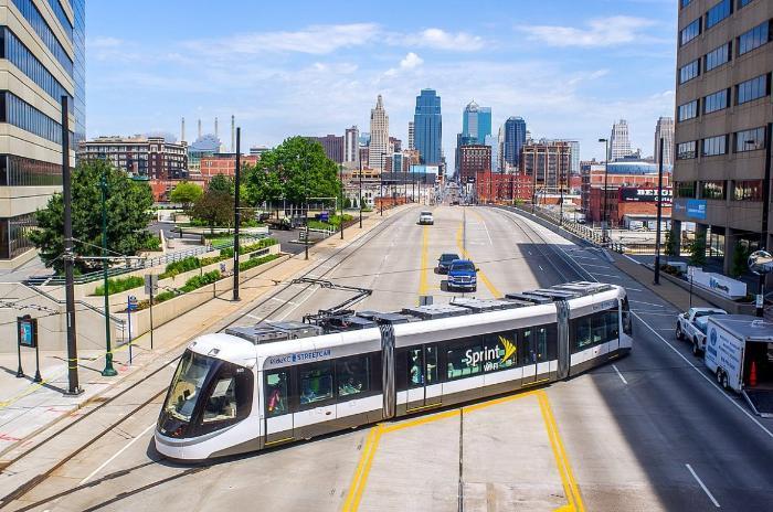 транспорт в Канзас-Сити