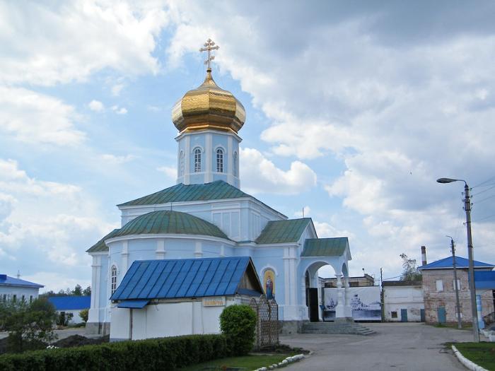 Свято-Вознесенский мужской монастырь, Сызрань