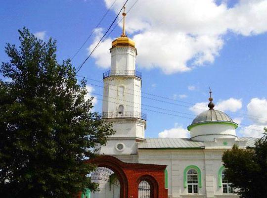 достопримечательности троицка московской области
