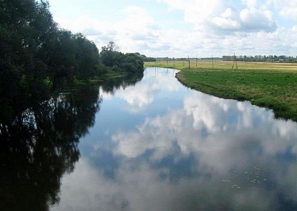река Ярань Яранский район