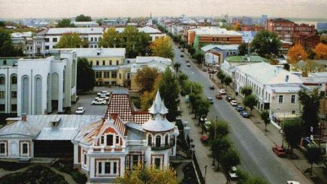 история возникновения города Самары