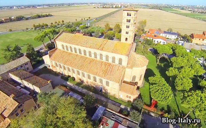 Базилика Св. Аполлинария Нуово Равенна