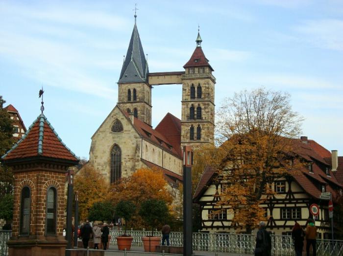 Церковь св. Диониса
