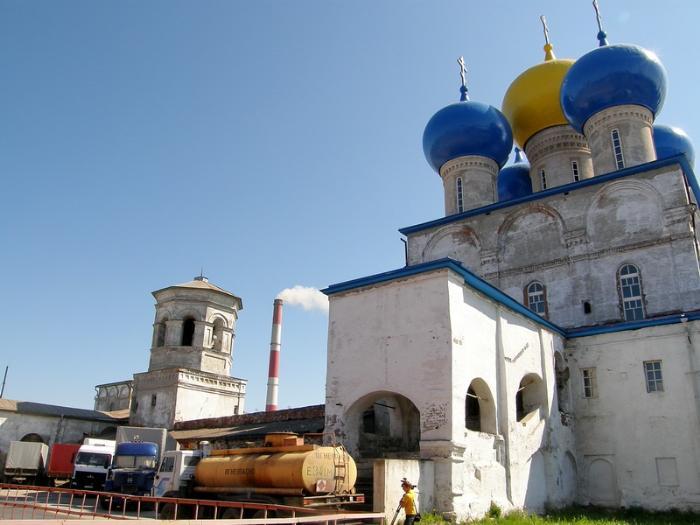 Николо-Корельский монастырь, Северодвинск