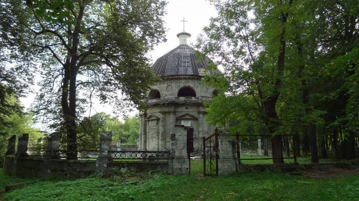 Усыпальница Бобринских