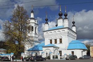 Церковь Покрова Пресвятой Богородицы «что на рву»