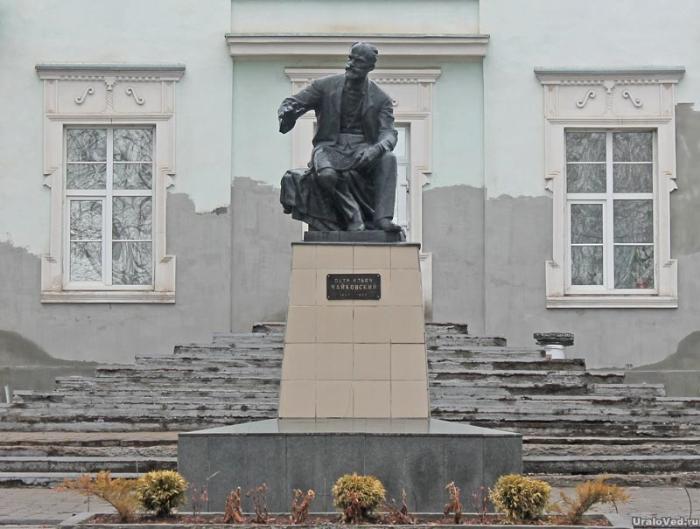 Памятник Чайковскому