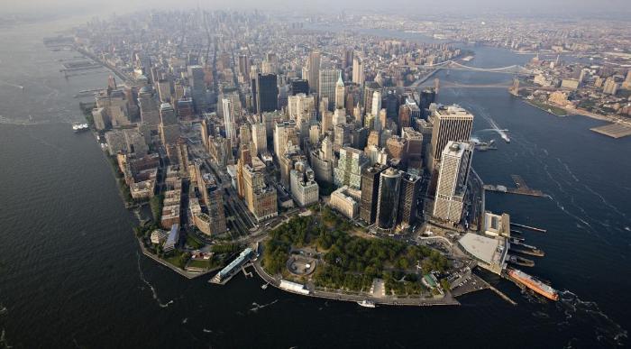 путешествие по городу Нью-Йорку