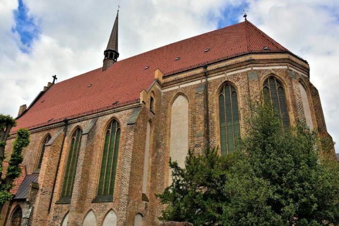 Аббатство Святого Креста