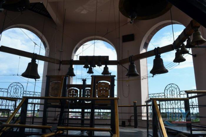 Колокольня Алатырского Троицкого монастыря