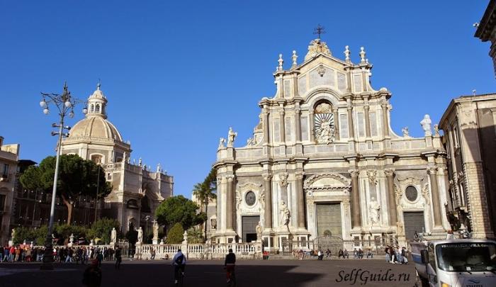 Катания, Сицилия, Италия - путеводитель по городу Катания и по Сицилии