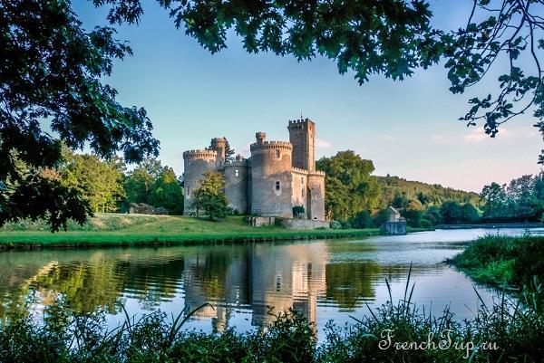Chateau de Montbrun, Limousin