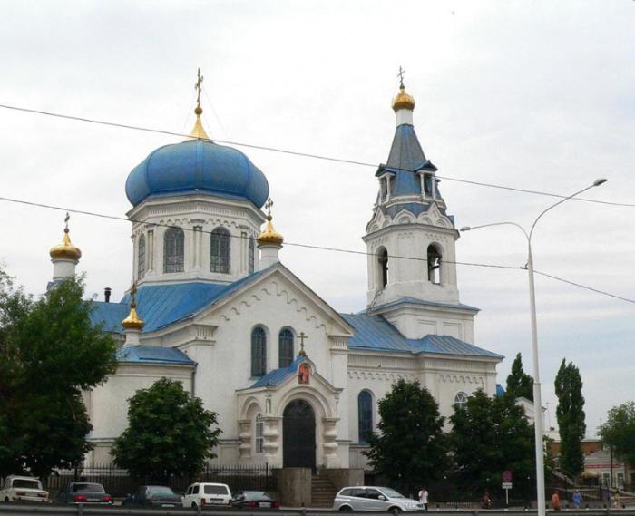 Михайло-Архангельская церковь, Новочеркасск