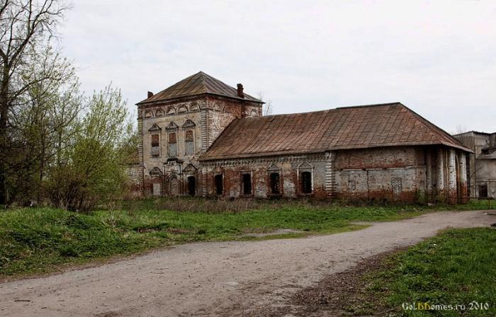 Петропавловский монастырь