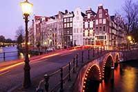 Фото достопримечательностей Амстердама
