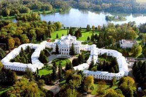 Усадьба князей Барятинских (Марьино), достопримечательность Курской области