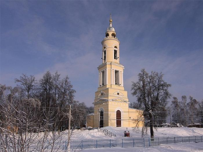 Воскресенский храм