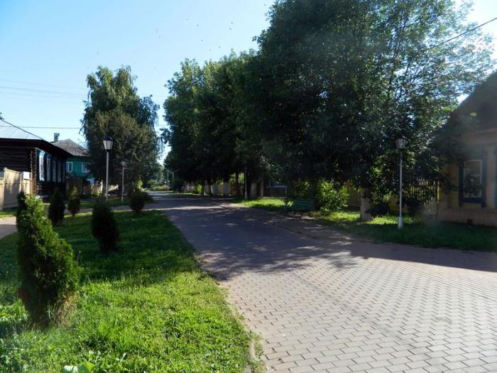 улица тарковского