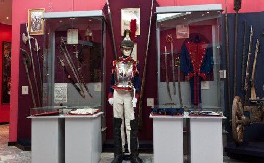 экспозиция кемеровского краеведческого музея фотография